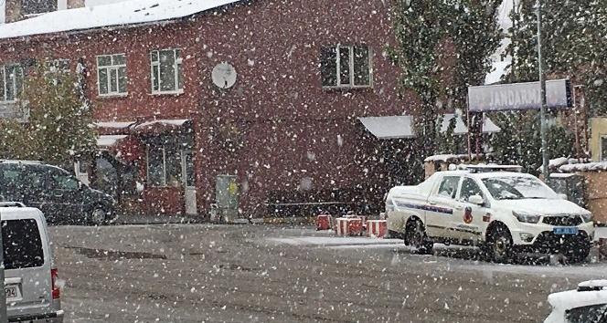Ardahanda kar sürprizi