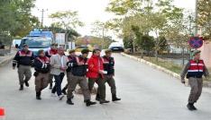 Görevinden ihraç edilen emniyet müdürü Yunanistana kaçarken yakalandı
