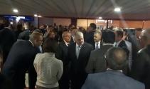 Başbakan Yıldırım, Baykal'ı hastanede ziyaret etti