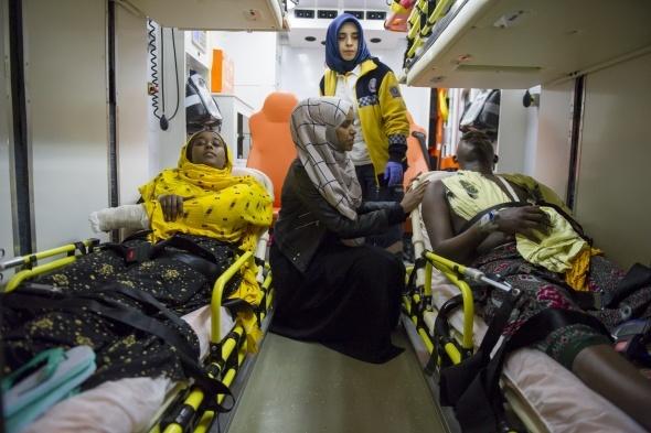 Başbakan Yardımcısı Akdağ: '35 yaralı var, 13'ü ağır yaralı'