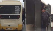 Tıka basa minibüste ölümüne yolculuk