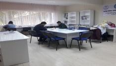 Tatvanda kütüphane açılışı