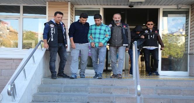 Kırıkkalede uyuşturucu operasyonu: 2 tutuklama