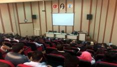 """Kiliste """"Kadına Yönelik Şiddet konulu konferans"""