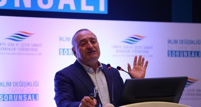 Türkiyede İklim Değişikliği ve Tarımda Sürdürülebilirlik raporu açıklandı