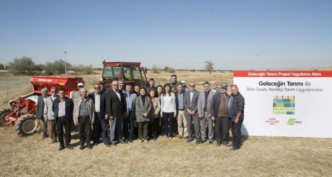 Geleceğin tarımı, Konya havzasında şekilleniyor