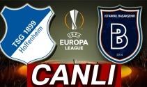 Hoffenheim Başakşehir İdman Tv canlı izle, canlı skor, maç sonucu,