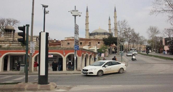 Edirnede kule radarlar 2 gün sonra yeniden aktif