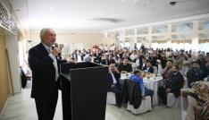 Başkan Kamil Saraçoğlu: Camilerimize hizmet etmek bizim gönül ve iman borcumuzdur