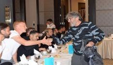 Atiker Konyaspora moral yemeği