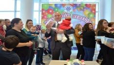 Bigada hoşgeldin bebeğim partisi