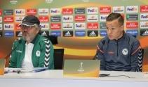 Mustafa Reşit Akçay: 'Salzburg maçında Avrupa'daki yerimizi belli edeceğiz'