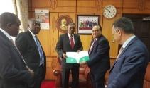 Arap parlamentosu, Kenya'ya özel elçi gönderdi