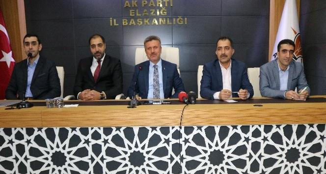 Başbakan Binali Yıldırım, Cumartesi günü Elazığa geliyor