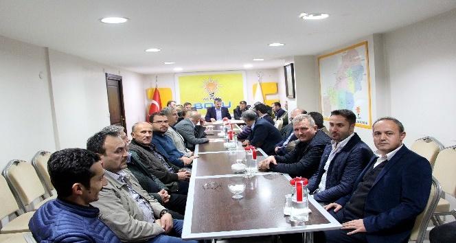 "AK Parti Bolu İl Başkanı Nurettin Doğanay: ""Konunun takipçisi olacağız"""