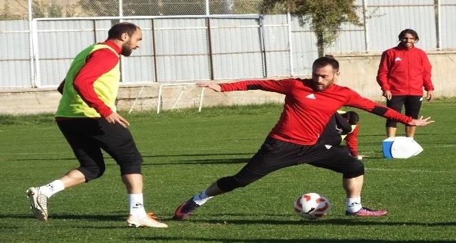 Elazığsporda Samsunspor maçı hazırlıkları