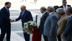 Bakan Albayrak Eskişehir Valiliği ve AK Parti İl Başkanlığını ziyaret etti