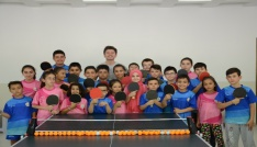 Masa Tenisi 29 Ekim Cumhuriyet Kupası için başvuruları başladı