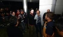 3 kafadarın intihar şovu alış veriş merkezini savaş alanına çevirdi