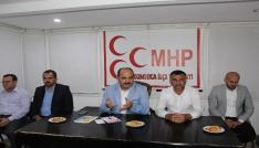 MHP Kumlucada genişletilmiş ilçe toplantısı