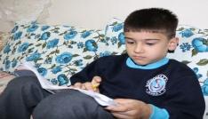 D harfini yazamayınca dayak yiyen çocuk o anları anlattı