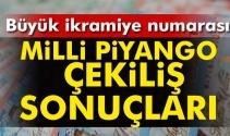 Milli Piyango 19 Ekim çekilişi sıralı tam listesi | MP 19 Ekim 2017