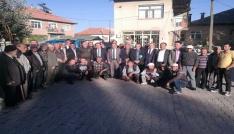 Beyşehirde mahalle ziyaretleri