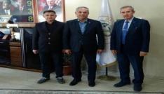 Başkan Yaman sendikacılarla bir araya geldi