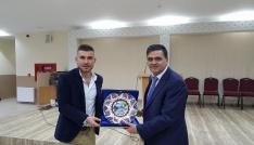 Başkan Yalçın, AK Partili gençlerle bir araya geldi