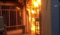 Kerkükte Türkmen Cephesi karargahı yakıldı