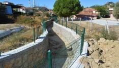 Yenipazar Eğridere Mahallesi taşkınlardan korunacak
