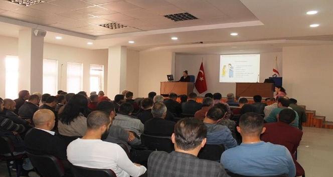 Yozgatta 69 yükümlüye aile ve iletişim semineri verildi