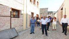 Adanada tarihi sokak restore ediliyor