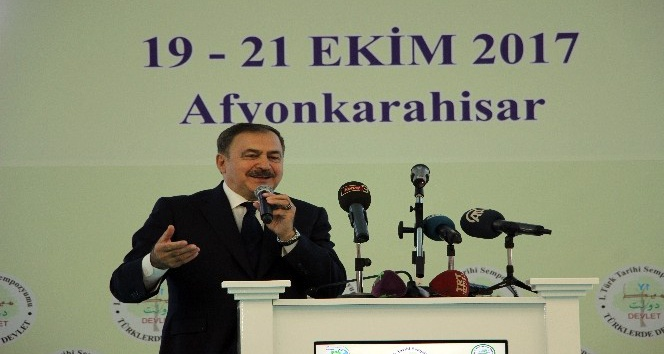 Bakan Eroğlundan Enver Paşa eleştirisi: