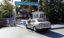 Türkiye'den Yunanistan'a geçişler durduruldu