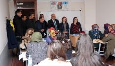 Vali Zorluoğlu öğrencilerle bir araya geldi