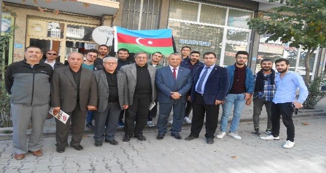Eskişehir üniversitelerinde okuyan Azerbaycanlı öğrencilerin 2nci Azerbaycan - Davulga buluşması