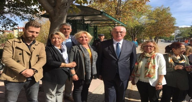 Başkan Kurt Muharrem ayı boyunca vatandaşlarla bir araya geldi