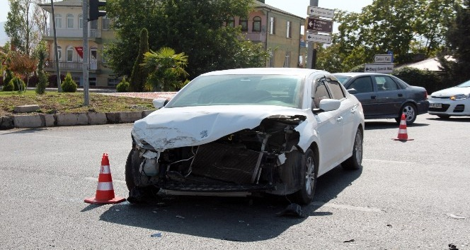 Elazığda iki ayrı trafik kazası: 7 yaralı