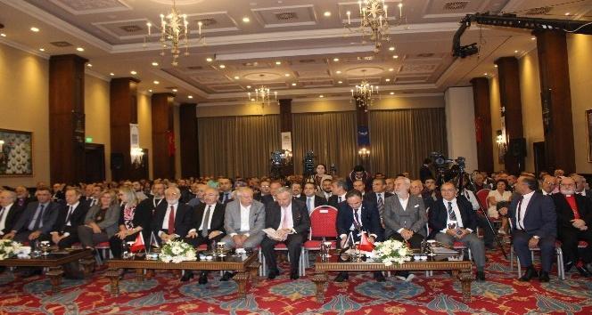 Mardinde 18. Ulusal Turizm Kongresi yapıldı