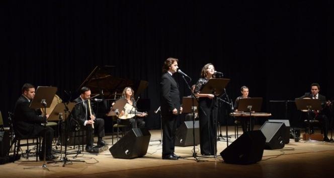 Türk Müziği Bölümü ilk konseriyle büyüledi