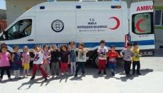 Büyükşehir Hasta Nakil Ambulansı Sayısını 11e Çıkardı