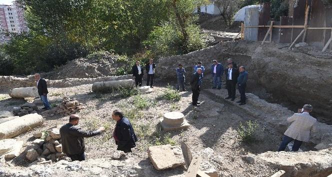 Tarihi Muratpaşa Camiinin proje çalışmaları devam ediyor