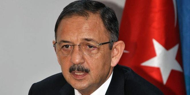 Bakan Özhaseki: 'Alınan bu kararlara saygı duyulması gerekir'