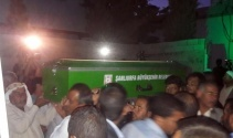 Pamuk yığını altında ölü bulunan 3 çocuk defnedildi