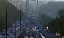 FSMde yapımı tamamlanan şeritler trafiğe açıldı