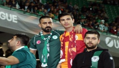 UEFA Avrupa Ligi: Atiker Konyaspor: 0 - Salzburg: 1 (İlk yarı)