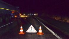 Şanlıurfada trafik kazası: Aynı aileden 1 ölü, 6 yaralı