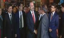 Bakan Abdulhamit Gül, Baykalın sağlık durumu hakkında bilgi aldı