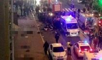 Ukraynada 6 kişinin öldüğü kazanın görüntüleri ortaya çıktı